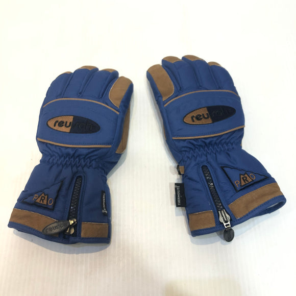 Reusch Pro Ski Gloves - Unisex 7 - Pre-owned (T933CS)