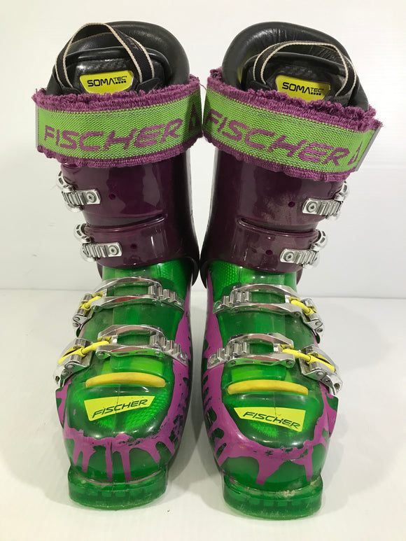Fischer Soma Tec X120 DH Ski Boots - 318mm - Pre-owned (XJERGL)
