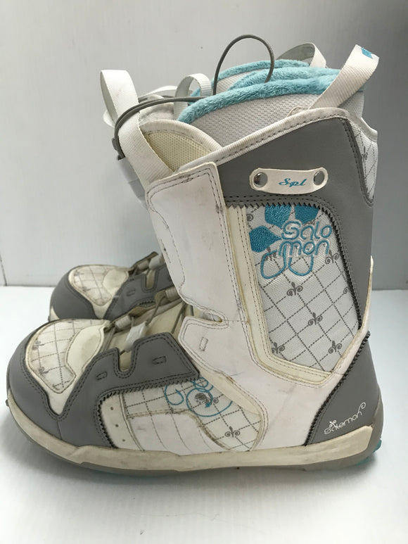 Salomon Kalitan Snowboard Boots -Previously Owned (Y7STRR)