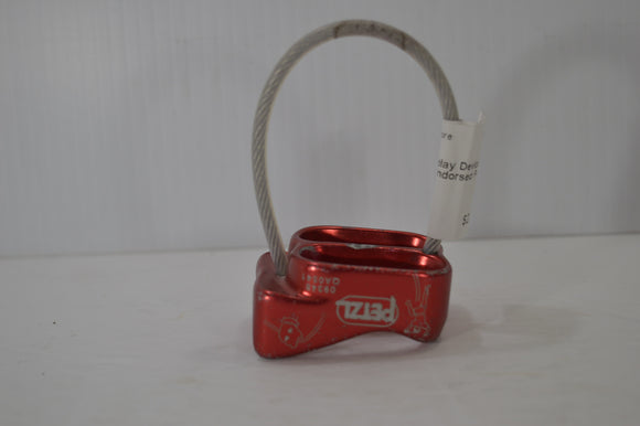Petzl Reverso 4 Belay Device - Pre-Owned (YD12F9)