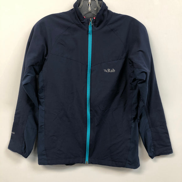 Rab Vapour-Rise Jacket, Navy, Women's Small, Previously-Owned (SKU: Z1BVUC)