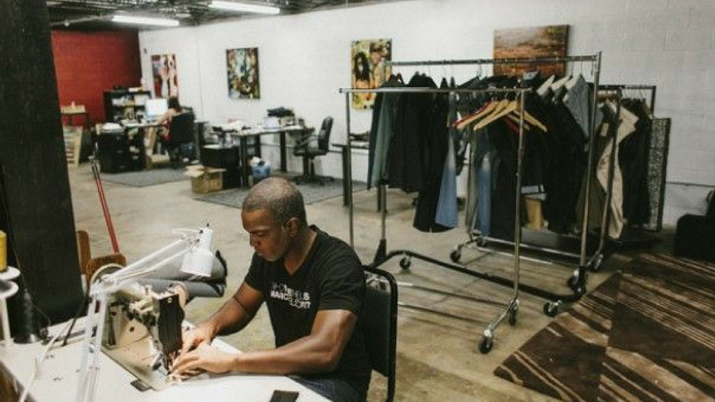 The Founding of Marc Nelson Denim