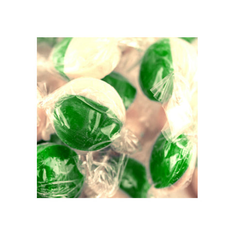 Homemade Key Lime Pie Flavored Candy Disks 5lb bag - Appr. 450pcs