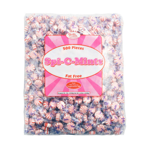 The Original Spi-C-Mints Cinnamon Candy (5lb bag)