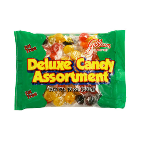 Gilliam Deluxe Candy Mix Assortment (10oz bag)