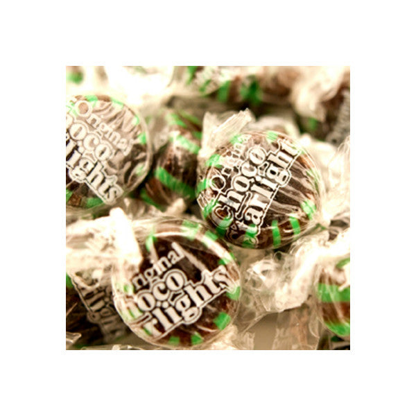 Choco Starlights Chocolate Mints Candy - 5lb Bag (Appr. 450 Pieces)