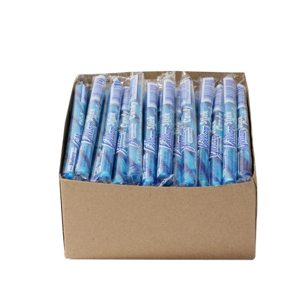 Gilliam Blueberry Flavored Stick Candy (Box of 80)