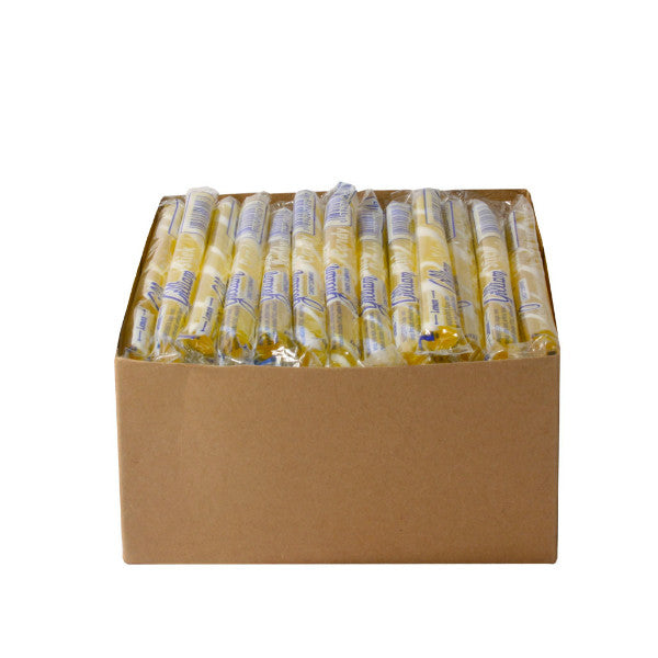 Gilliam Lemon Flavored Stick Candy (Box of 80)