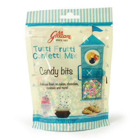 Tutti Frutti Candy Bits (5 oz Bag)