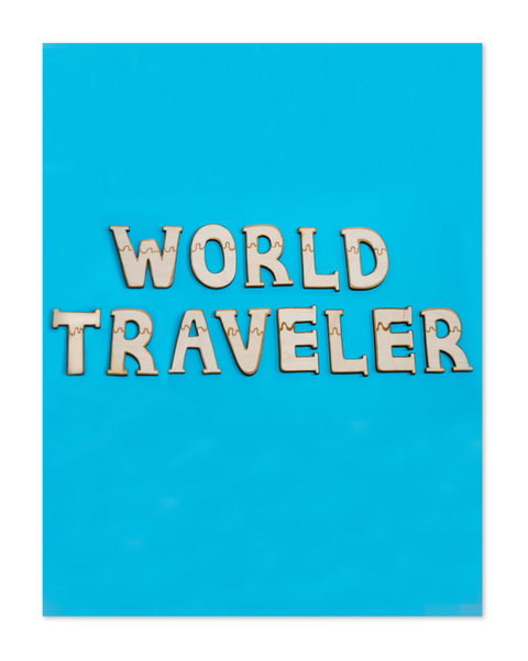 World Traveler Letters