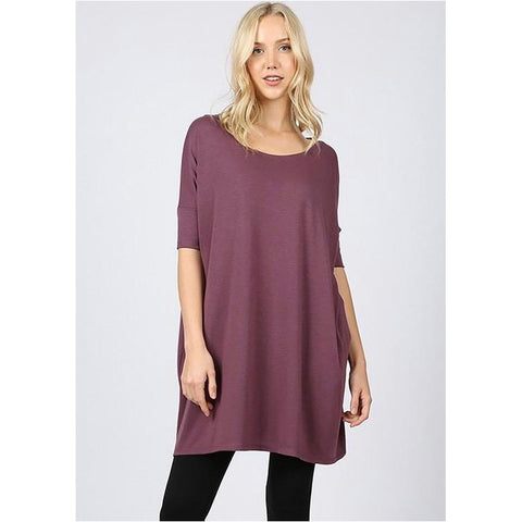 Blurred Lines Tunic