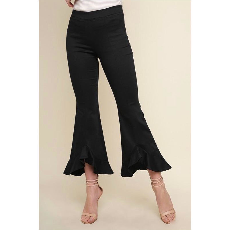 Fancy In Flare Pants