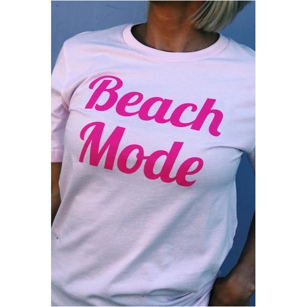 Beach Mode T-Shirt