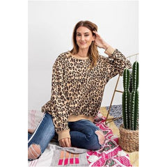 Jungle Kitty Pullover