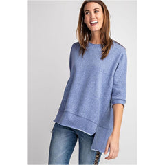 Effortless Boxy Top