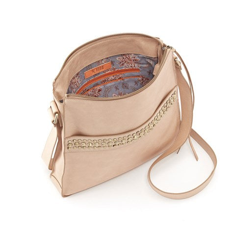 Hobo Mystic Crossbody In Parchment