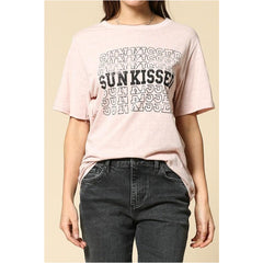 """Sunkissed"" T-Shirt"