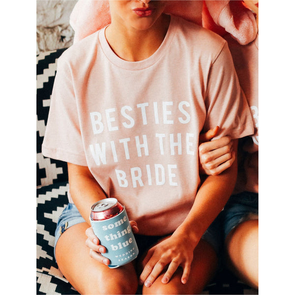 Bests With The Bride Tee