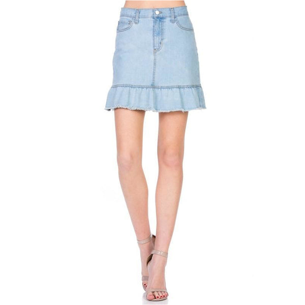 Mavis Denim Skirt