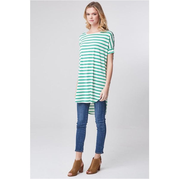 Candy Stripe Tunic