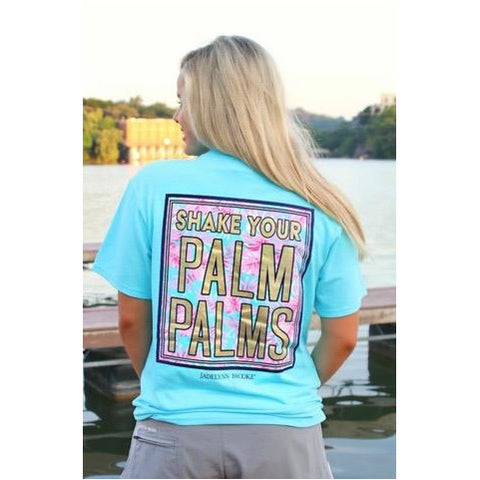 Jadelynn Brooke Palm Palm T-shirt