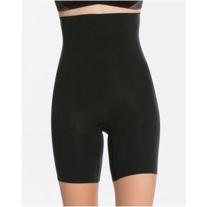 Spanx High Power Shorts - Black