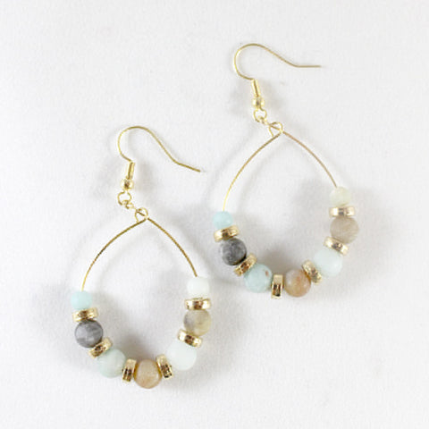 Acrylic Lucite Earrings