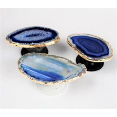 Blue Agate Popsocket