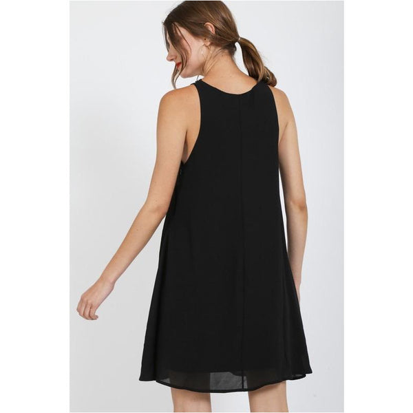Arrow Point Dress