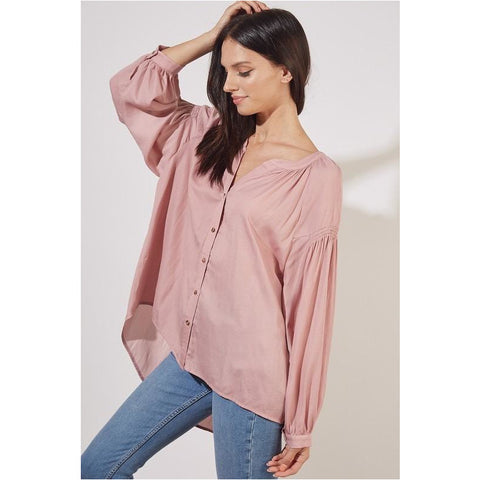 Social Call Blouse
