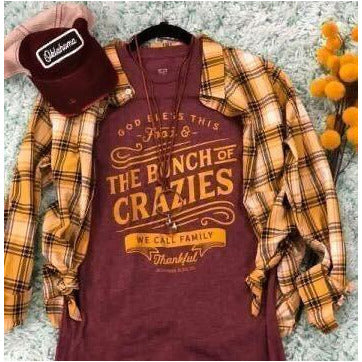 Bunch of Crazies Tee