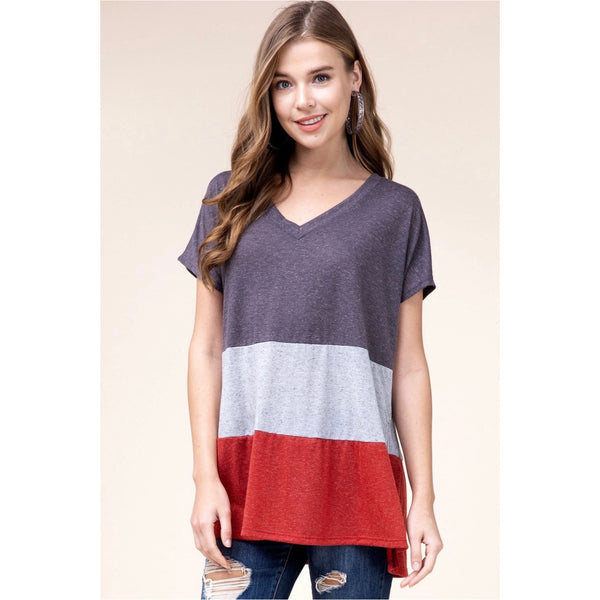 On the Sidelines Top