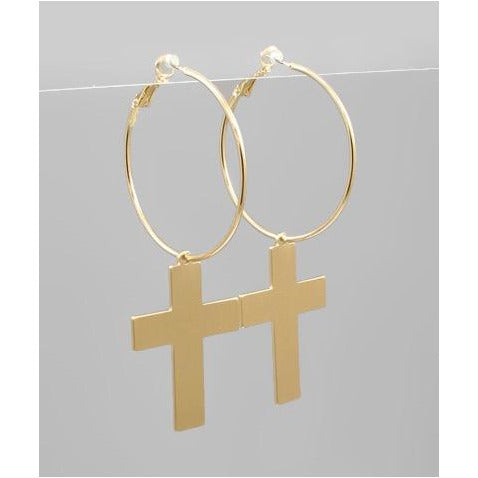 Lane Chain Hoops