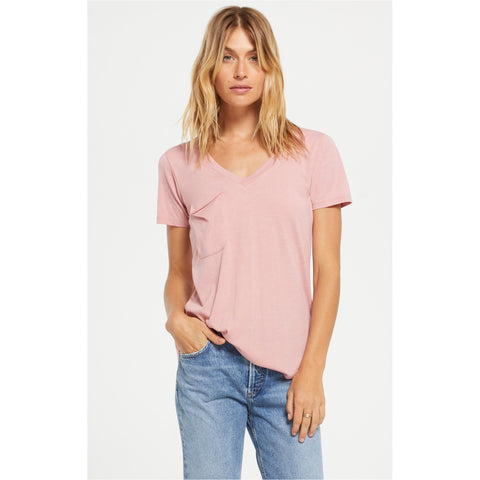 Band Stripe Boxy Top