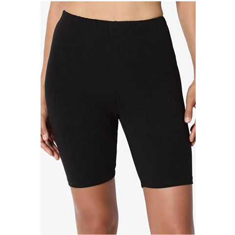 Crew Shorts In Black