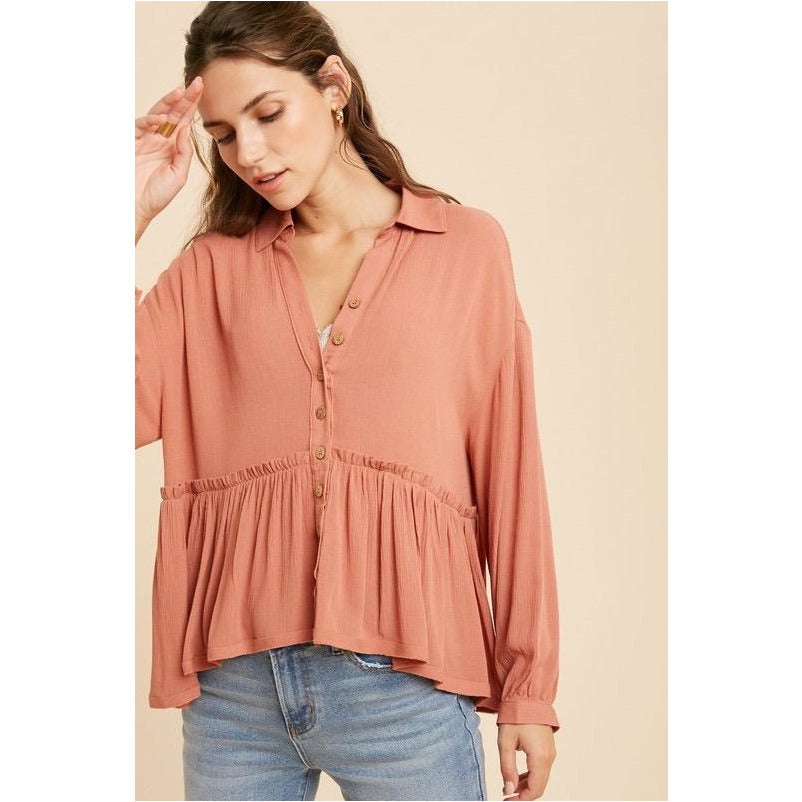 Fairhope Dreams Blouse