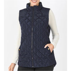 Cool Evenings Vest