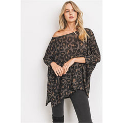 Jones Leopard Top