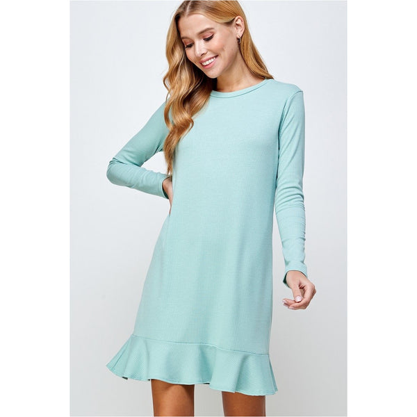 Mint To Be Dress