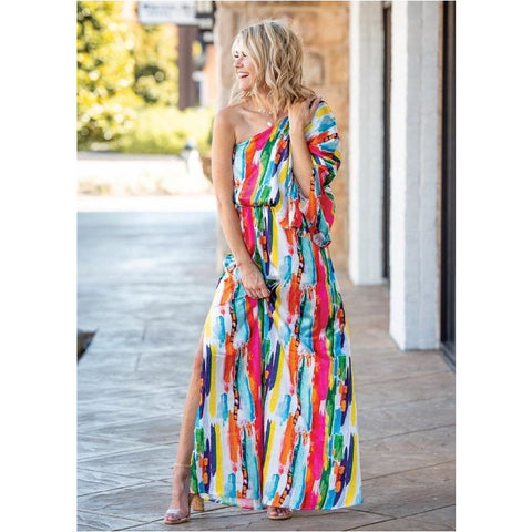 Spring Power Dress