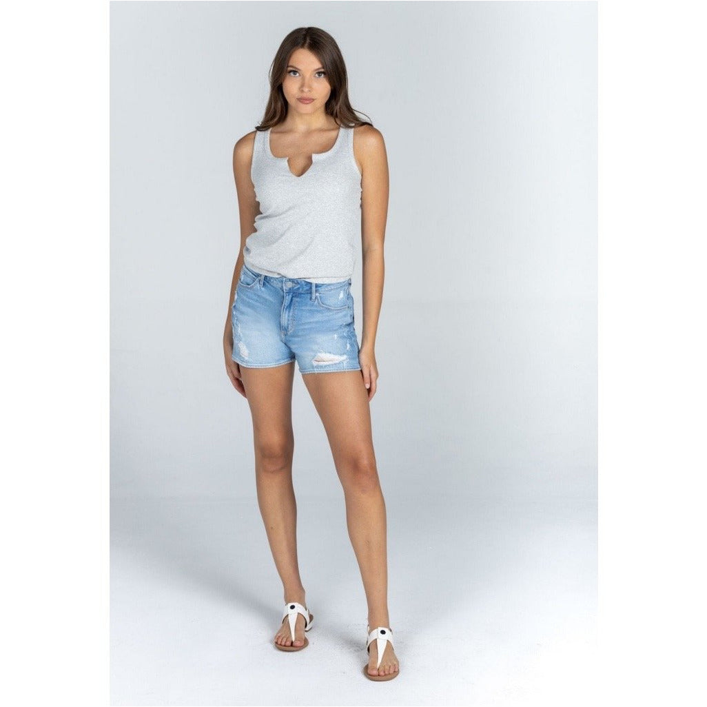 Articles of Society Waipio Denim Shorts