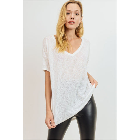 Brooke Big Loop Sweater