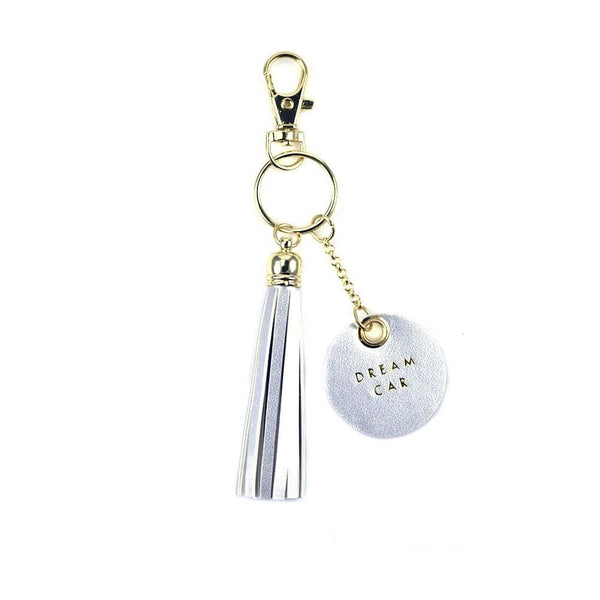 Life's a Party Tassel Keychains - A Little Bird Boutique  - 2