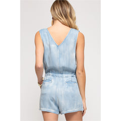 Middle of Nowhere Romper