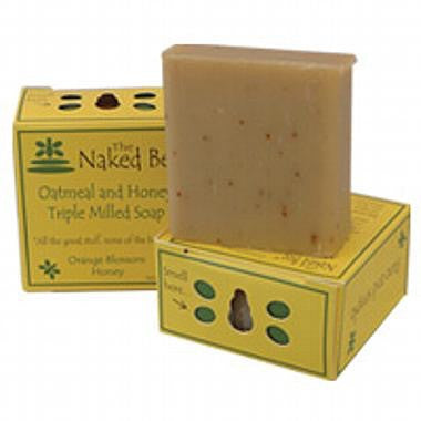 Naked Bee Oatmeal & Honey Soap