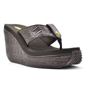 Volatile Joys Wedge Sandal
