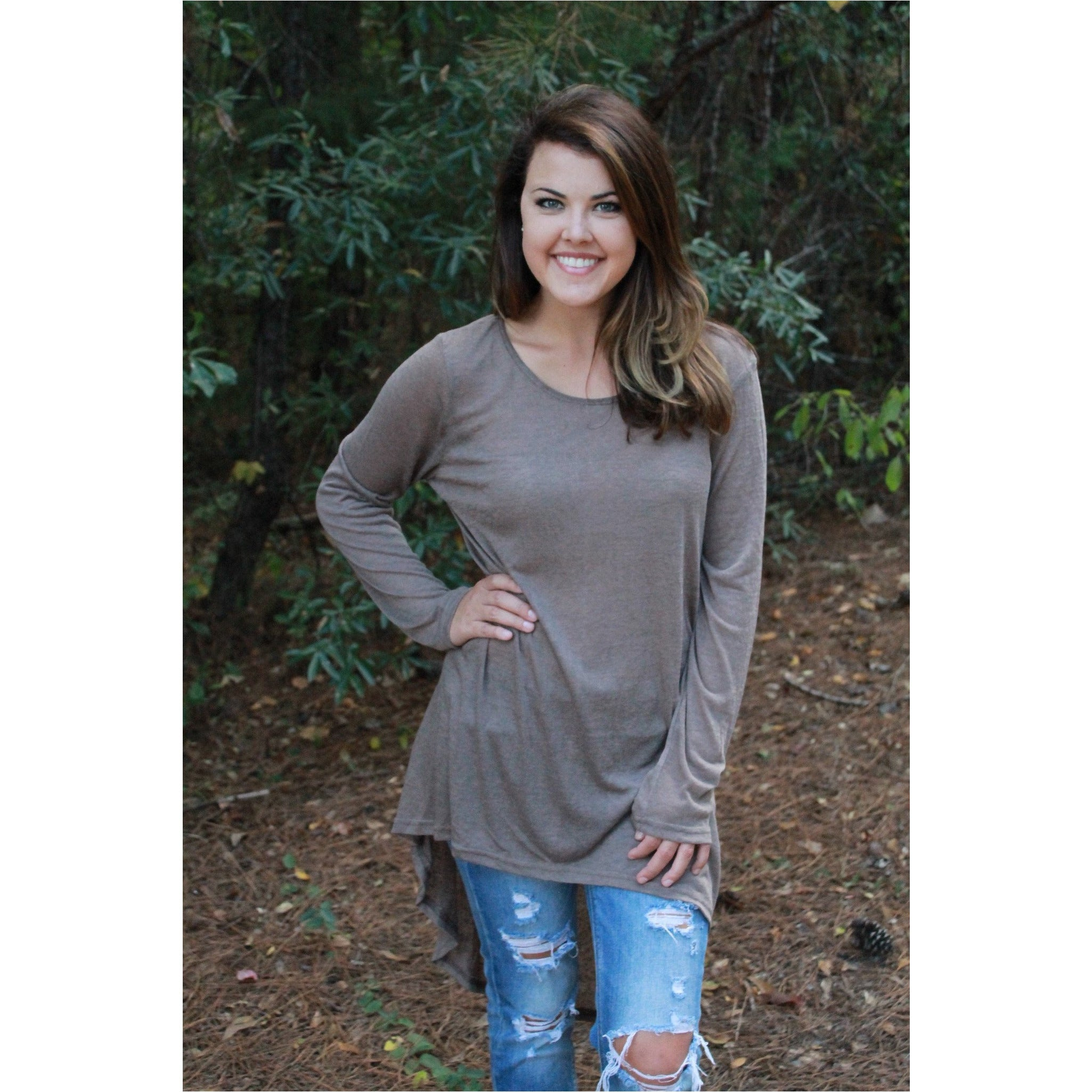 Cross Creek Tunic
