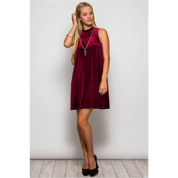 Mulled Wine Dress