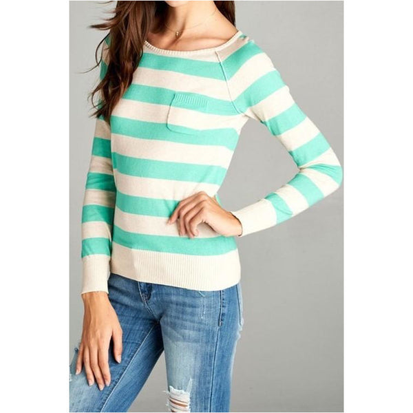 Love of Stripes Sweater