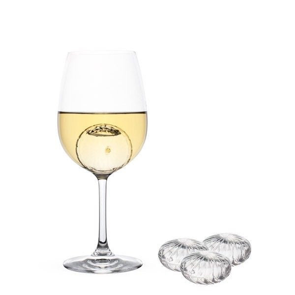 Wine Twirls Set of Four Chillers
